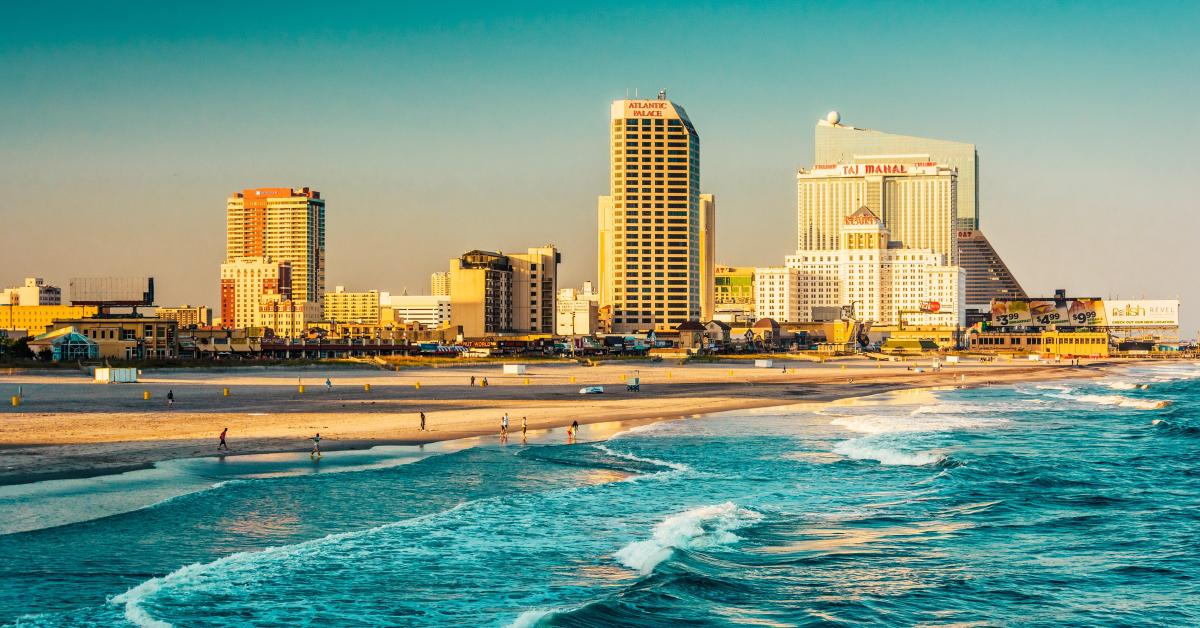 Atlantic City Vacation Rentals House Rentals From 49 Hometogo