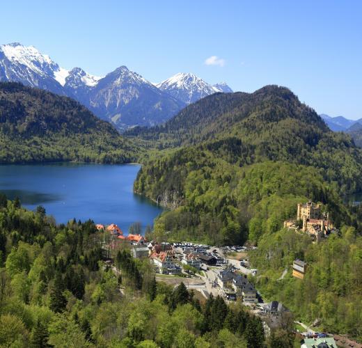 Ferienwohnungen Unterkunfte Fur Urlaub In Schwangau Ab 48