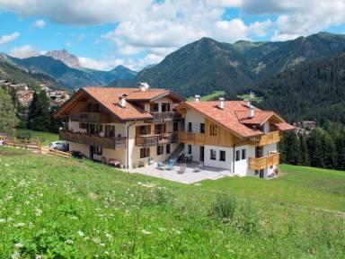 Appartamenti E B B Sulle Dolomiti Wimdu
